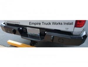 Accesories-Bumper-iron-cross-custom-empire-truck-work-install