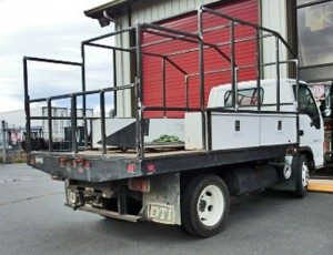 Accesories-Commercial-custom-exterior-wood-chipper-cage