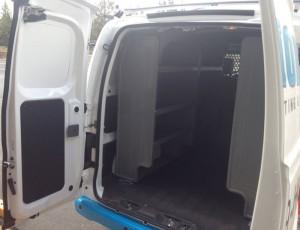 Accesories-Commercial-custom-van-interior-back