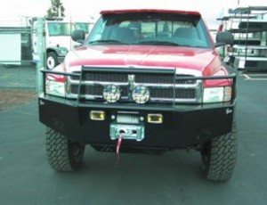 Accesories-custom-bumper-mounted-with-lighting-winch
