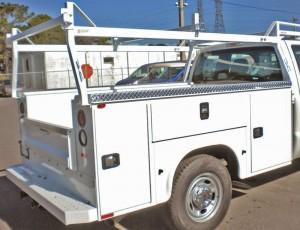 Accesories-racks-commercial-van-service-truck-ladder-rack