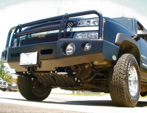 Bumper--Buckstop-Classic-Chevy-(Stock)