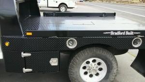 Flatbed- Bradford Workbed underbody box (ETW)
