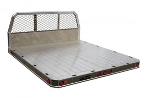 Flatbed- Protech Aluminum Body (Stock)