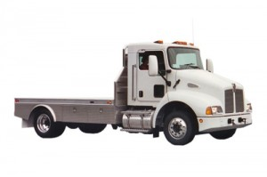 Flatbed-Protech RV Toter (Stock)