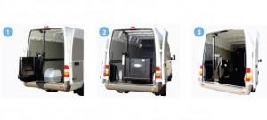Liftgate- Tommy Cargo Van 650 (Stock)