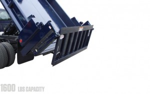 Liftgate-  Tommy Dump G2 (Stock)